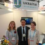 Lviv conference services presented at IMEX 2016